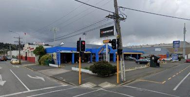 The Otago Tyre Co Ltd
