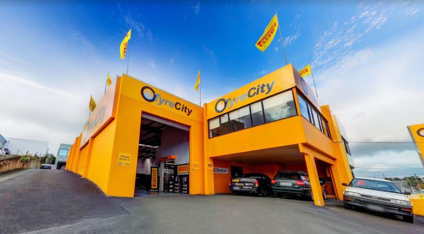 Tyre City Glenfield