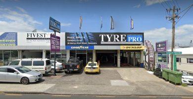 Tyre Pro Takapuna
