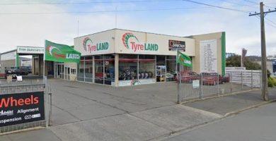TyreLand Dunedin
