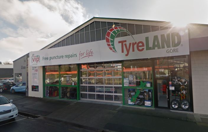 TyreLand Gore