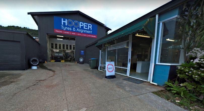 Hooper Tyres