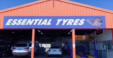 Essential Tyres & Auto Limited