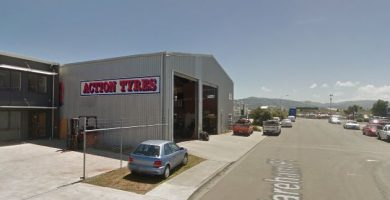 Action Tyres Wellington