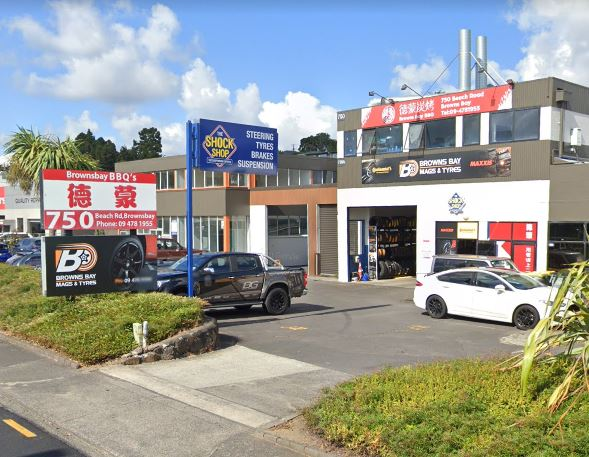 Browns Bay Tyres