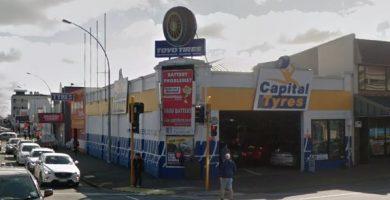 Capital Tyres Hamilton Ltd