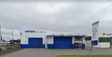 Carters Tyres Christchurch