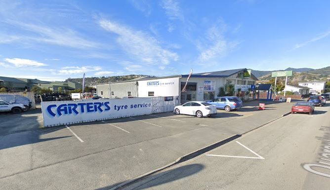 Carters Tyres Nelson