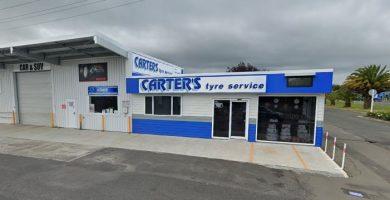 Carters Tyres Pahiatua