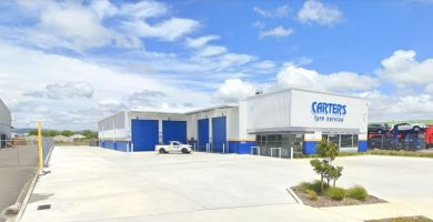 Carters Tyres Palmerston North