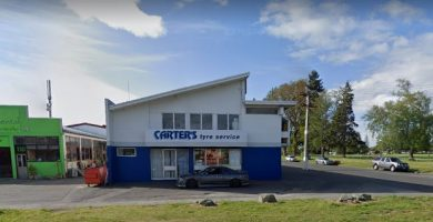 Carters Tyres Taupo