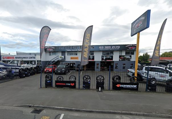 Cooper Tyres Christchurch