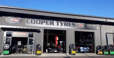 Cooper Tyres Kapiti
