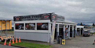 Cooper Tyres Matamata