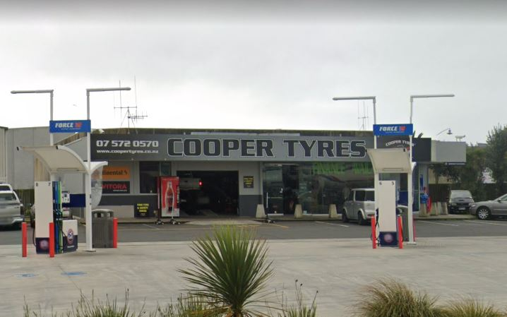 Cooper Tyres Mt Maunganui