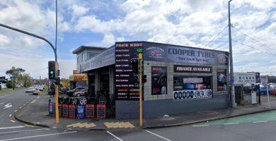 Cooper Tyres New Lynn