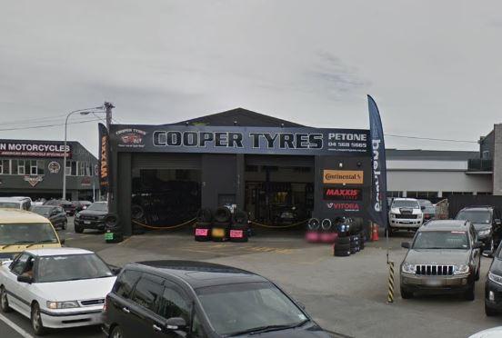 Cooper Tyres Petone