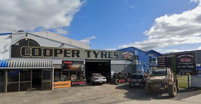 Cooper Tyres Rotorua