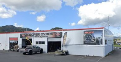 Cooper Tyres Thames