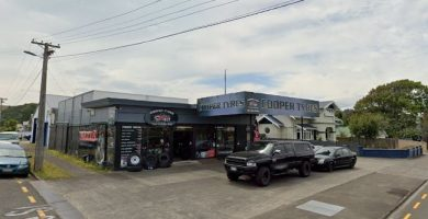 Cooper Tyres Whanganui