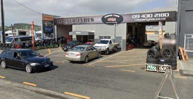 Cooper Tyres Whangarei