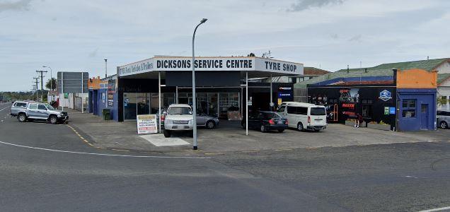 Dicksons Service Centre