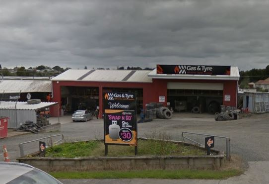 gas and tyre dargaville