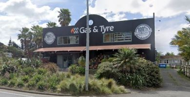 Gas & Tyre Waipapa