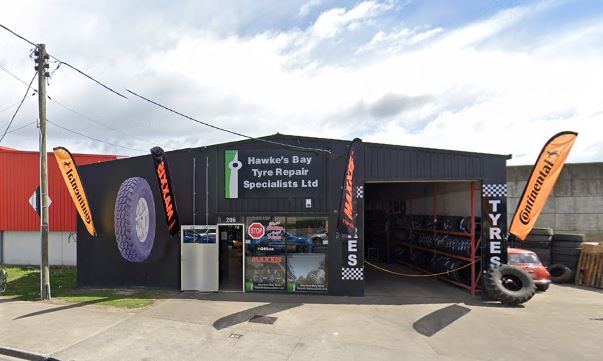 Hawkes Bay Tyre Repair Specialists