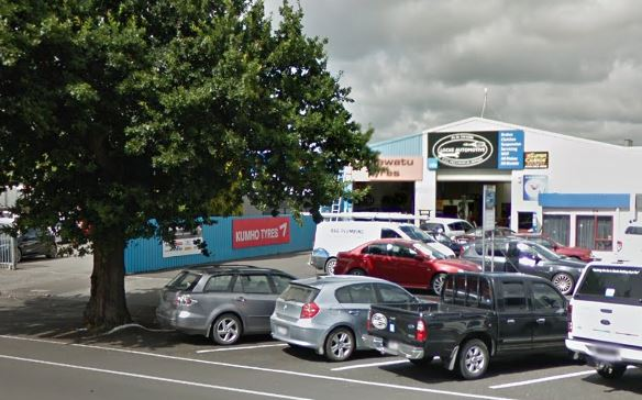 Manawatu Tyre Services