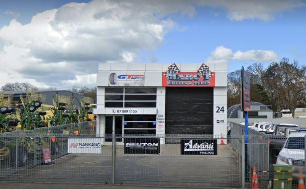 Marc 1 Wheels & Tyres Ltd