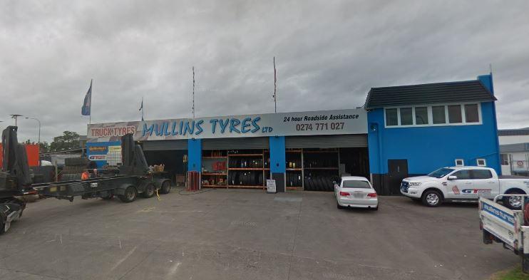 Mullins Truck Tyres