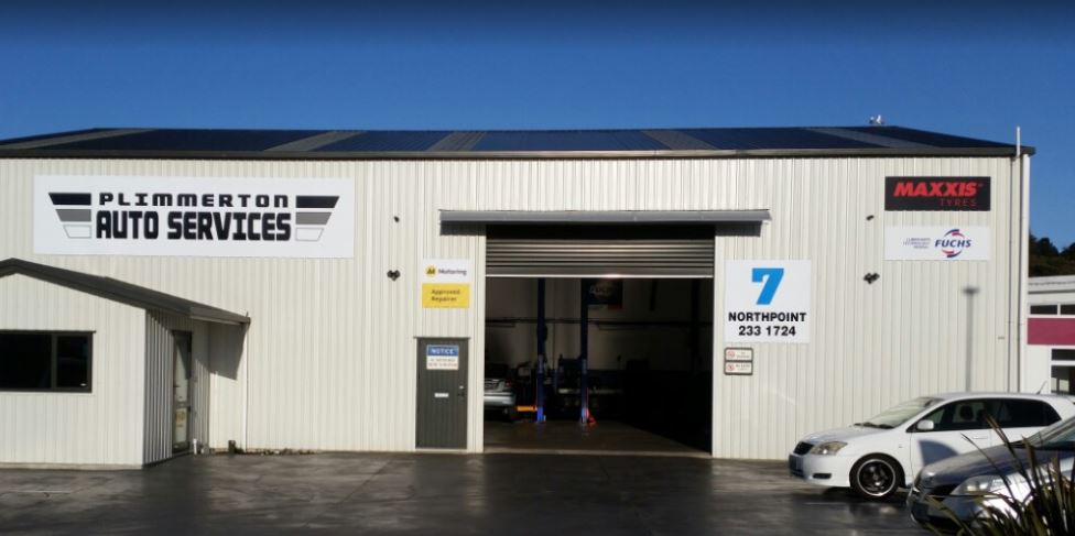 Plimmerton Auto Services