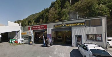 Queenstown Tyre Services