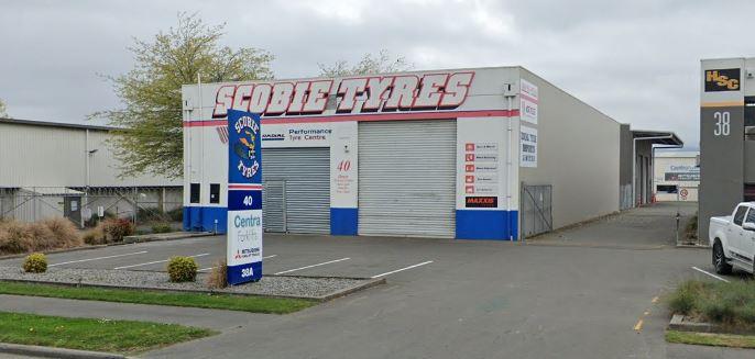 Scobie Tyres Ltd