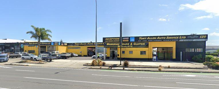 Tony Allen Auto Service Ltd