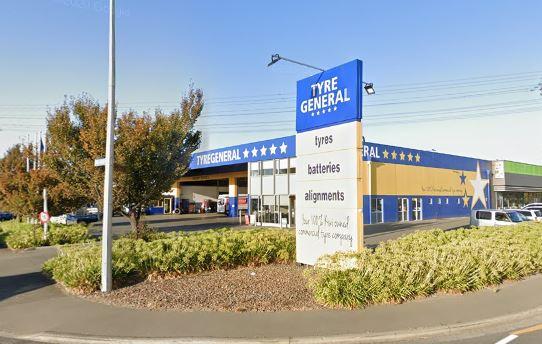 Tyre General Christchurch