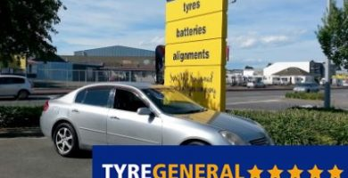 Tyre General Gore