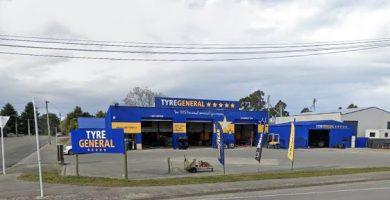 Tyre General Temuka
