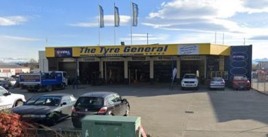 Tyres General Nelson