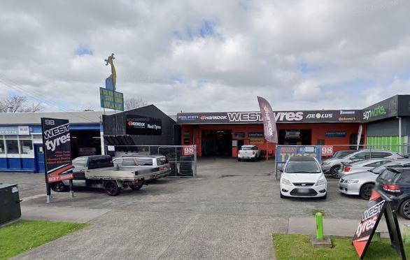 West Tyres Ltd - Henderson