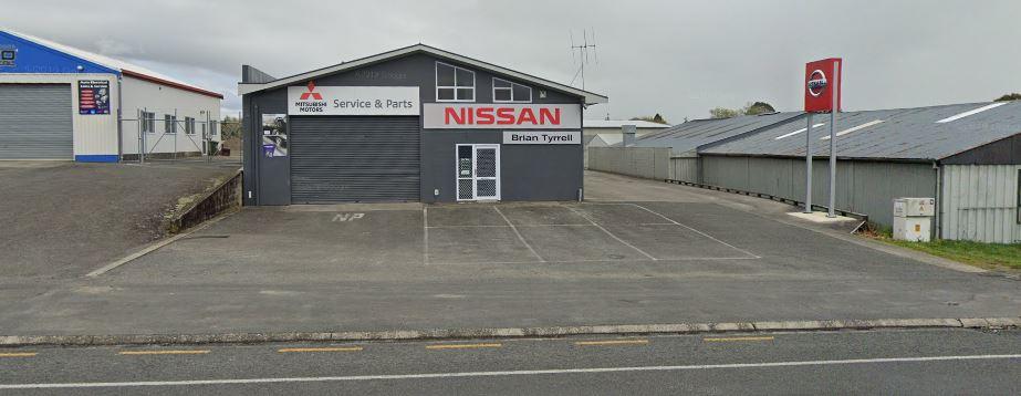 Brian Tyrrells Nissan
