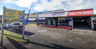 Downes Tyre Service