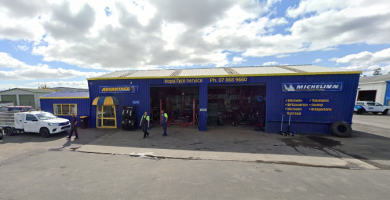 Kopu Tyre Service