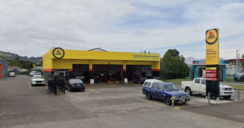 Tony's Tyre Service Gisborne