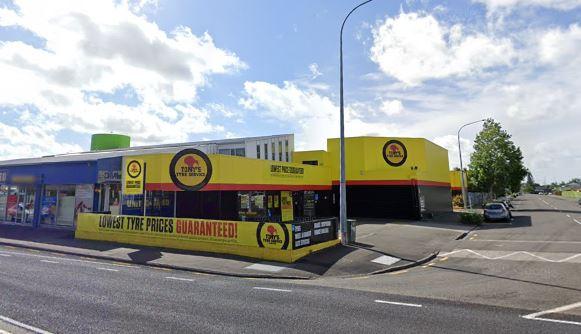 Tony's Tyre Service Grey Street