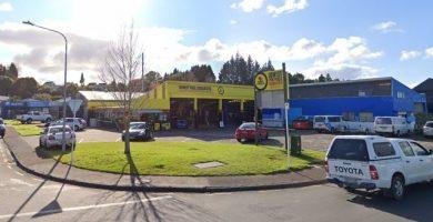 Tony's Tyre Service Judea - Tauranga