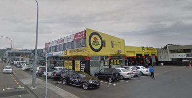 Tony's Tyre Service Lower Hutt Central