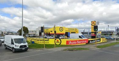 Tony's Tyre Service Mt Maunganui
