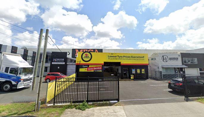 Tony's Tyre Service Mt Wellington